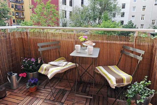 Tres soluciones a medida para patios y terrazas peque as for Fotos terrazas pequenas