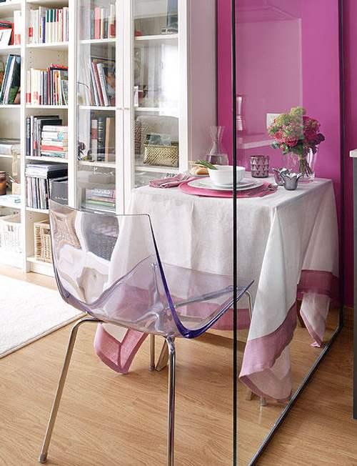 Tipos de puertas para interiores de cristal o vidrio decoracion in - Tipos de puertas de interior ...