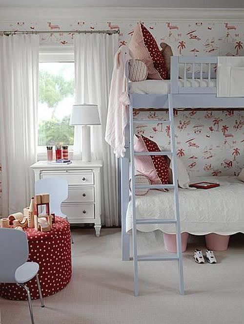 Cómo decorar cuartos de jóvenes compartidos   decoracion.in