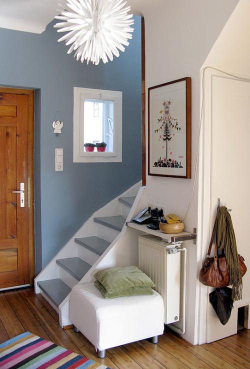 Trucos para decorar el recibidor suelo y alfombras decoracion in - Decoracion de suelos interiores ...