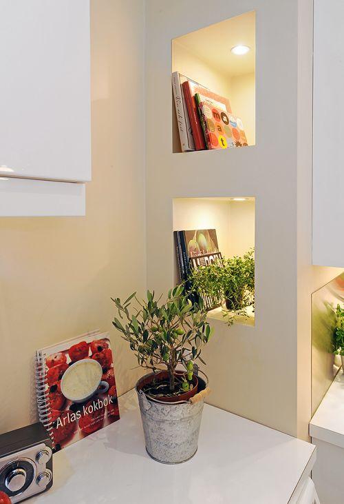 Trucos para iluminar casas y pisos peque os decoracion in - Trucos de casa ...