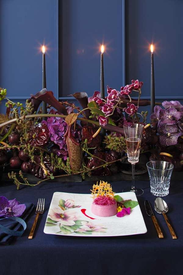 Mesas para navidad la mejor vajilla a todo color - Vajilla de navidad ...