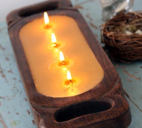 Decorar con velas decoracion velas ideas para decorar - Decoracion con velas ...