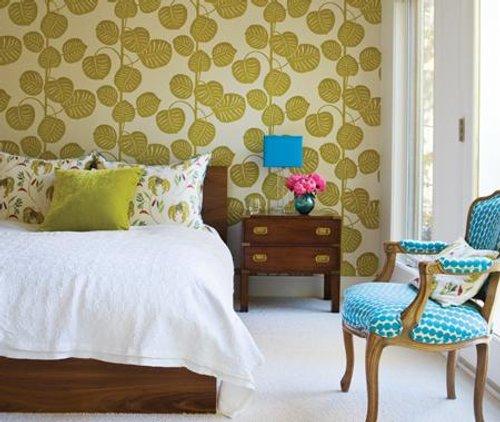 Ventajas del empapelado con papel pintado decoracion in for Papel para empapelar habitaciones