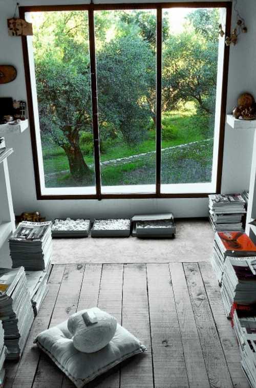 Балкон с окнами в пол. - наши работы - каталог статей - ремо.